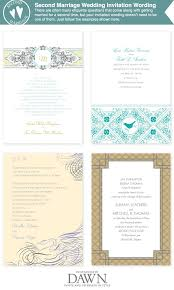 how to write a wedding invitation second wedding invitation wording stephenanuno