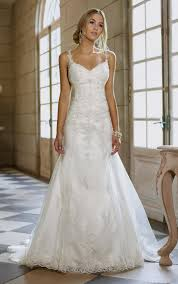 wedding dresses with straps lace wedding dresses with spaghetti straps naf dresses