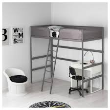 Bunk Beds With Desk Underneath Ikea Tuffing Loft Bed Frame Ikea