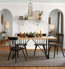 saddle seat chair trestle tables jute and accent pieces