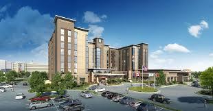 Destiny Mall Map Construction Starts On New Destiny Usa Hotel Hueber Breuer News