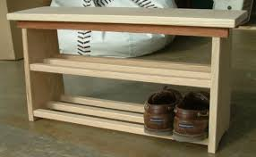 Build A Shoe Storage Bench by Adorable Shoe Storage Bench Plans And 25 Best Shoe Storage Benches