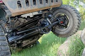 jeep wrangler front axle jk wrangler stock 44 axle upgrade or replace