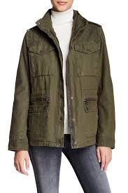 levi s quilted yoke military jacket nordstrom rack
