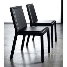 Contemporary Black Dining Chairs January 2018 Page 2 Ameliememo Info