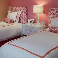 shared girls nightstand design ideas