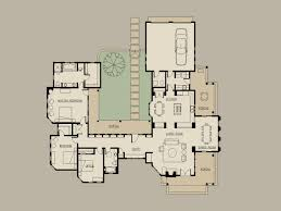 style house plans with courtyard hacienda style home plans ideas the