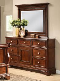 Ls For Bedroom Dresser Beds Sets Fletcher Oak Sleigh Bed Dresser Mirror Set