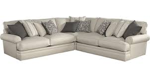 Rooms To Go Metropolis Sectional by Cindy Crawford Metropolis Peat 4pc Sectional Living Room