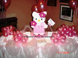 Hello Kitty Hanging Decorations Decorations Hello Kitty Center Pieces Hello Kitty Decorations