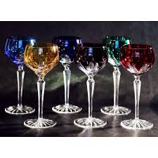Colored Crystal Vases E Shop Czech Colored Crystal Beautiful Design And High Quality
