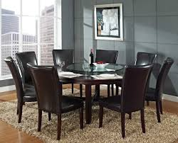table 8 seater round dining table sets awesome 8 seater black