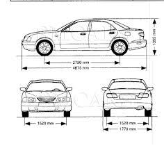 mazda xedos mazda xedos 9 smcars net car blueprints forum