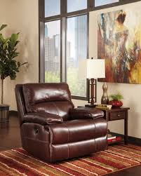 Power Sofa Recliners Leather by Furniture Contemporary Lounge Armchair Design With Elegant Wall