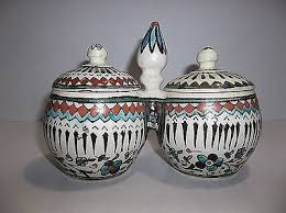 Ottoman Pottery Antique Iznik Ottoman Turkish Pottery Pot Jar 350 00 Picclick