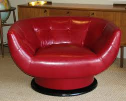Red Leather Chaise Lounge Chairs Round Lounge Chairs For Bedroom Also Furniture Sets Ideas Picture