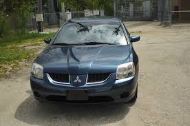 2005 mitsubishi galant es blue sedan used car sale
