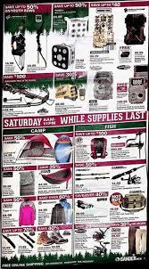 gander mountain black friday 2017 sale ad scan deals black