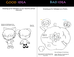 good idea bad idea meme halloween costume by basher the basilisk