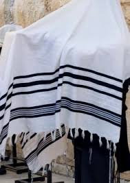 why the tallit barcode what s the reason for the black stripes on