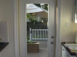Single Patio Door Single Patio Door Lock An Overview Of Frameless Single Patio