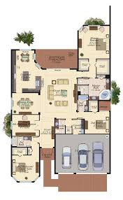 Florida Floor Plans Julia 55 House Plan In Valencia Bay Boynton Beach Florida