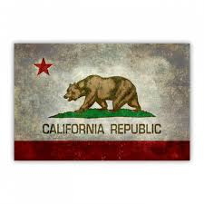 california wood california republic state flag wood print bruce stanfield artists