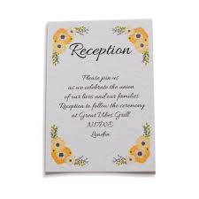 yellow sunshine wedding invite all ways design invitations