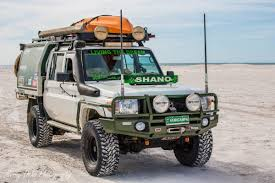 modified toyota toyota landcruiser dual cab workmate modified
