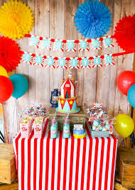 carnival birthday party carnival party