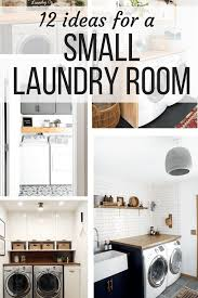 Diy Laundry Room Decor by 12 Gorgeous Small Laundry Room Ideas Love U0026 Renovations