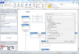 selecting nodes in visio pivotdiagrams bvisual for people