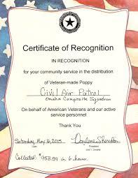 ocs distributes poppies for american legion omaha composite squadron