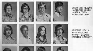 middle school yearbook pictures stakes are high but arbor friends see same harbaughs on