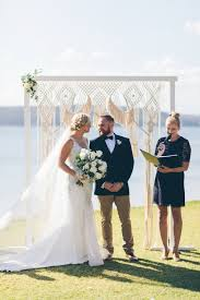 wedding ceremony arch ceremony packages wedding northern beaches sydney cloud 9 event