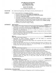 Resume Engineering Template Aeronautical Engineer Sample Resume Uxhandy Com
