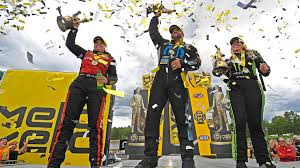 New England Standings by Nhra New England Nationals Complete Sunday Results Updated