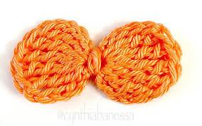 crochet hair bows simple crochet hair bows