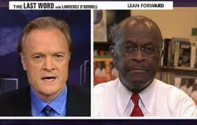 Herman Cain Meme - lawrence o donnell s racially charged attacks a political gift to