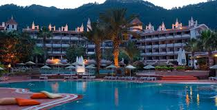 marti resort hotel in icmeler marmaris in turkey 5 star luxury