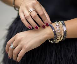 bracelet style images Build the perfect bracelet stack up close the lagos blog jpg