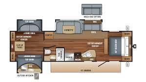 Rear Kitchen Rv Floor Plans 2018 Jayco Jay Flight 32tsbh Model