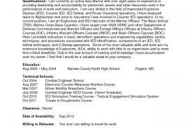 retired military resume examples veteran resume best templates o