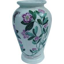 Portmeirion The Botanic Garden by Portmeirion The Botanic Garden Rhododendron Vase From