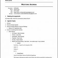 agenda templates for word 2010 template doc 529684 sle agenda format for meeting free