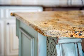 blue kitchen cabinets with granite countertops kitchen granite image galleries for inspiration