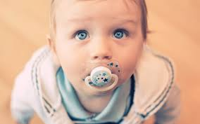 Cute Child by Cute Baby Looking With Beautiful Blue Eyes Ace Wallpaper