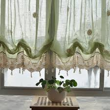 French Country Window Valances Shop French Lace Curtain On Wanelo