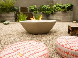 outdoor natural gas fire pits hgtv