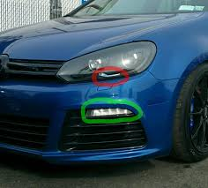 volkswagen easter vwvortex com diy vw golf r city lights